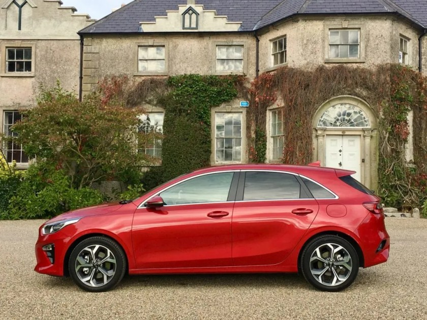 The Kia Ceed is a stylish five door hatchback that can compete with the best of them