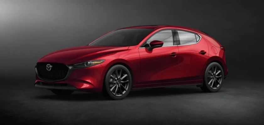 There's a new generation of the Mazda3 expected in 2019
