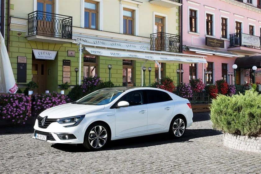 New Renault Mégane Grand Coupé Easy Life Range For 2019