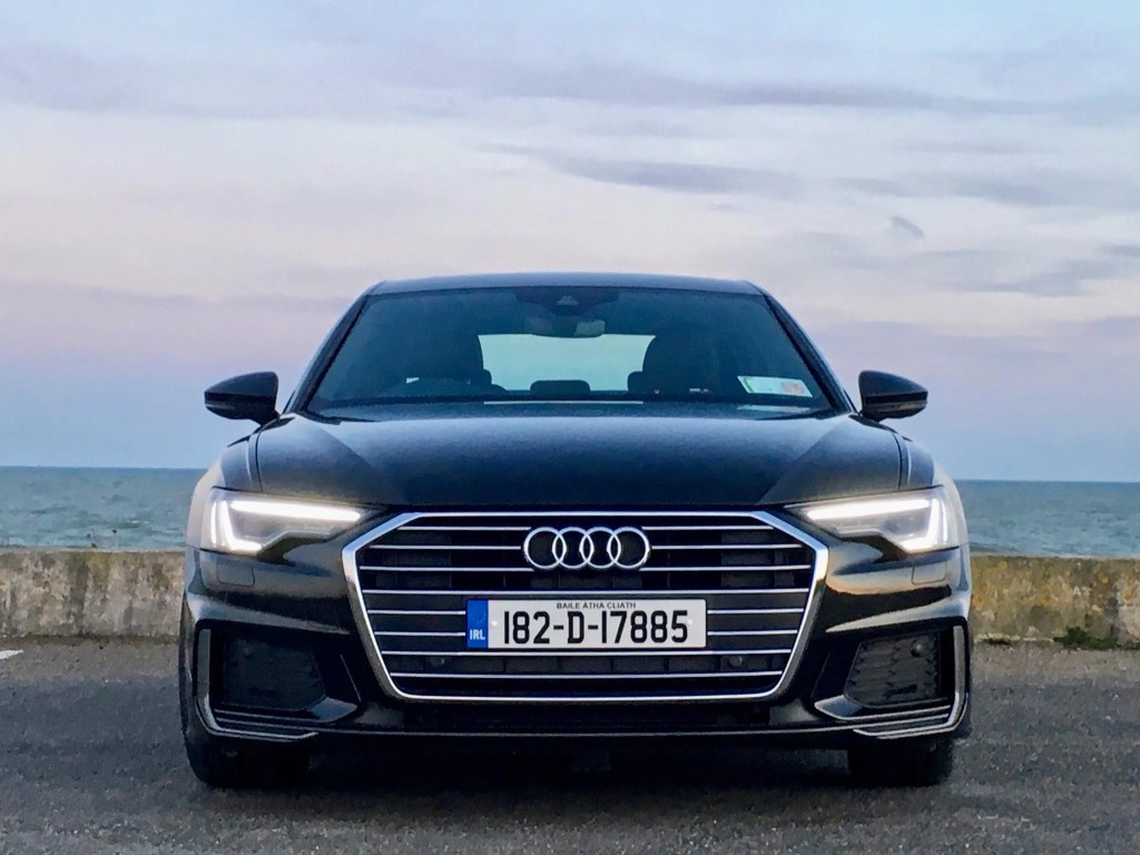 The Audi A6 impresses with ride quality and in-car technology and
