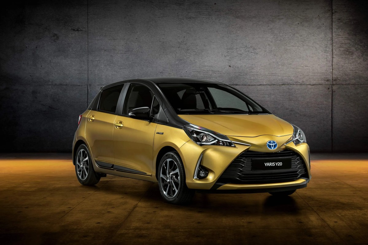 Toyota Yaris Y20 Limited Edition