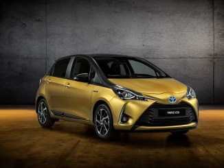The Toyota Yaris Y20 Limited Edition is coming to Ireland in 2019!