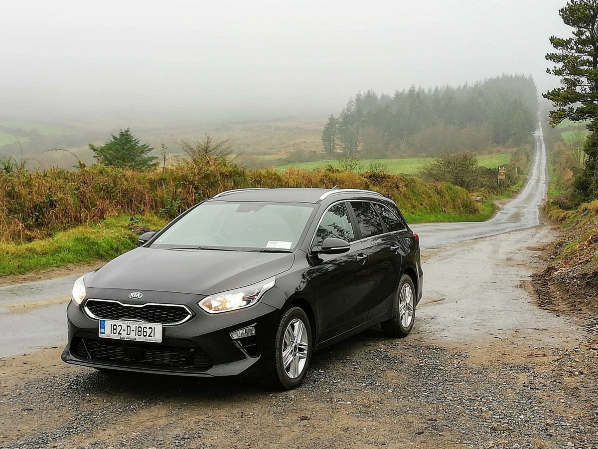 2019 Kia Ceed SW 1.0 Petrol Review