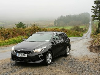 The new Kia Ceed SW