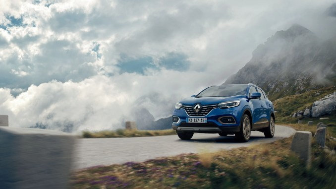 The 2019 Renault Kadjar has arrived in Ireland