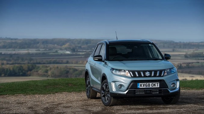 The 2019 Suzuki Vitara