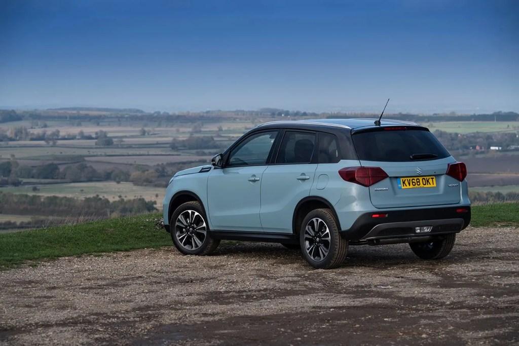 The 2019 Suzuki Vitara goes on sale from €20,995
