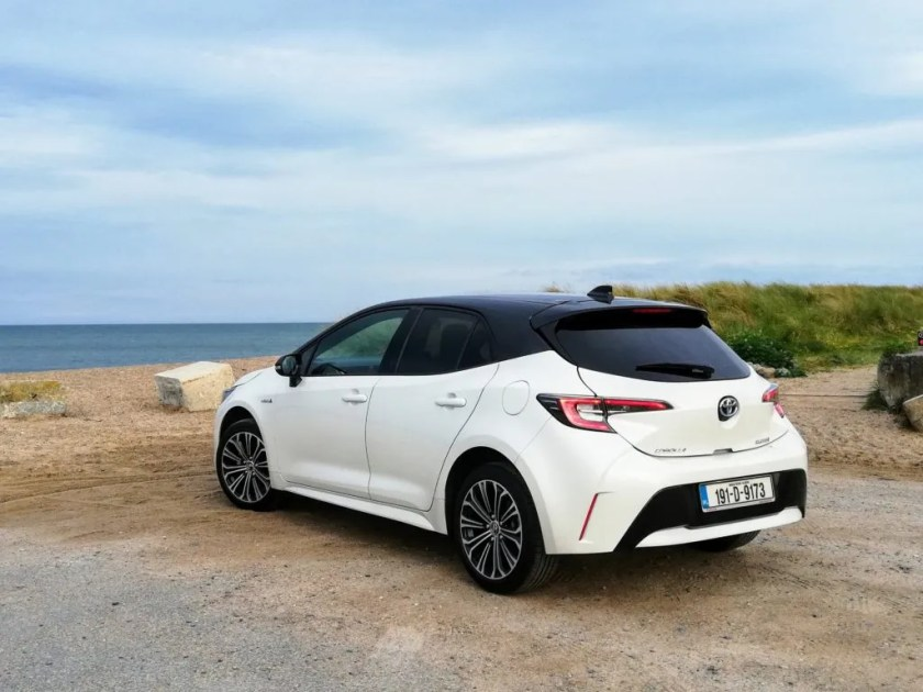 The Toyota Corolla Hatchback range goes on sale from €24,,380 in Ireland