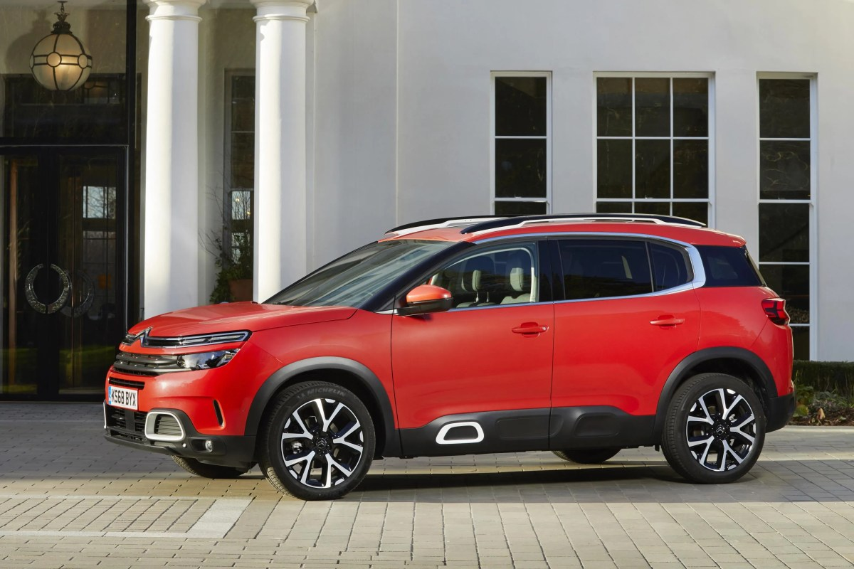 Citroën C5 Aircross First Drive Review