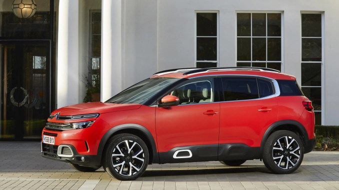 The new Citroën C5 Aircross has just arrived in Ireland!