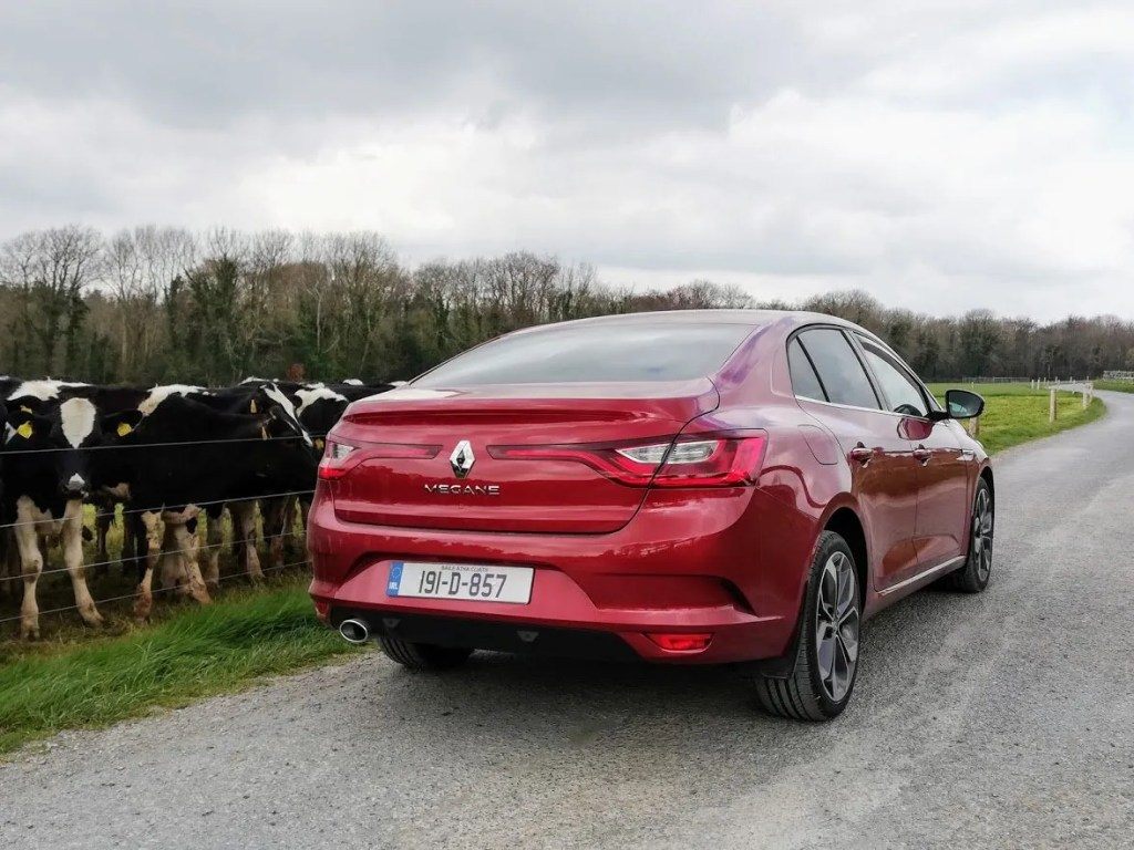 The Renault Mégane Grand Coupé brings considerable style and space to the range