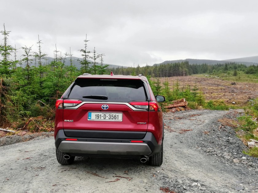 The new Toyota RAV4 Hybrid is available from €35,900