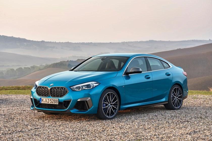 The new BMW 2 Series Gran Coupé