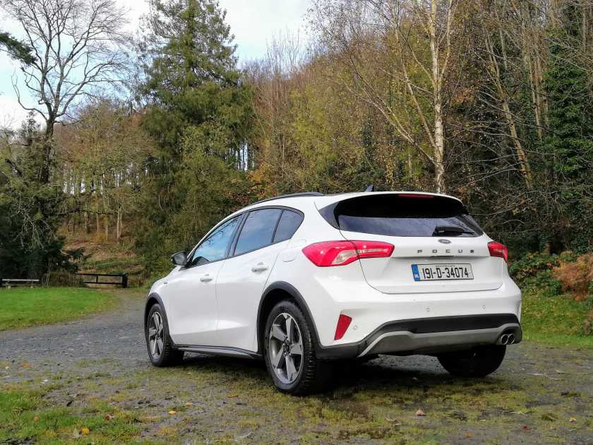 The Focus Active is available from €25,344