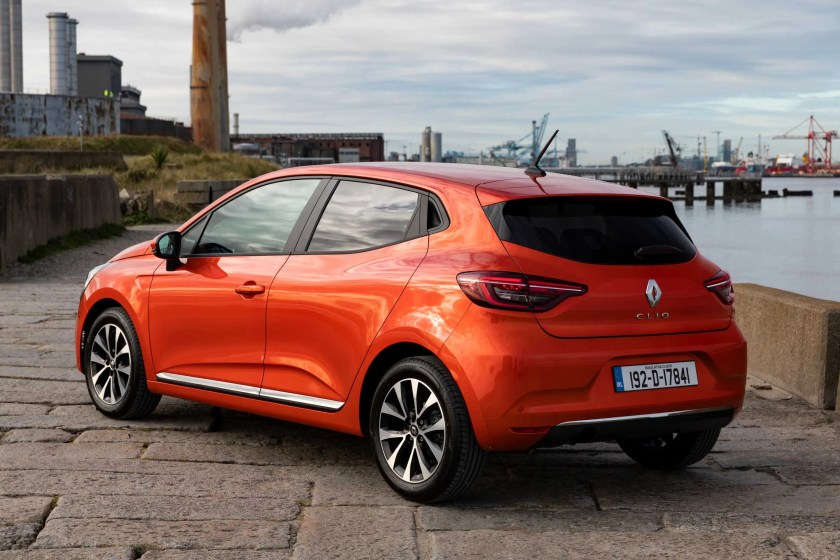 New Clio goes on sale from €16,990