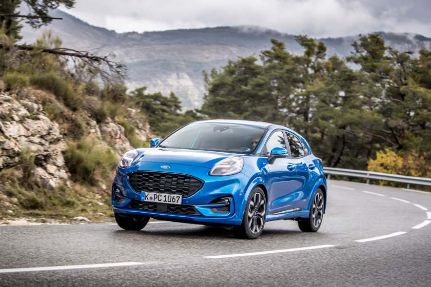 The 2020 Ford Puma is on sale in Ireland now