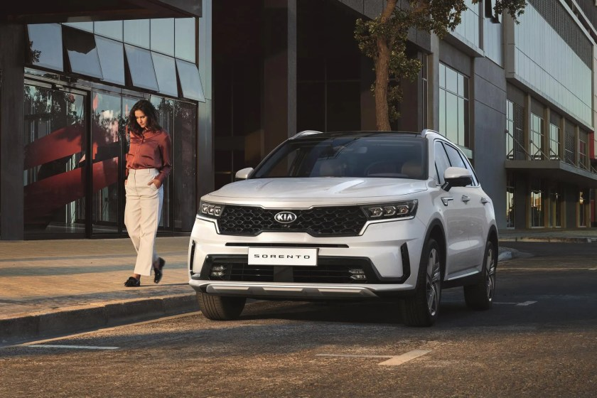 The 2020 Kia Sorenti=o will arrive in Ireland in the second half of 2020