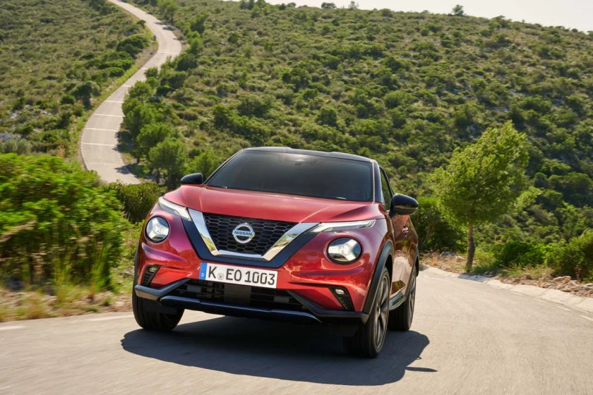 Design is a key strength for the new Juke in the compact crossover segment