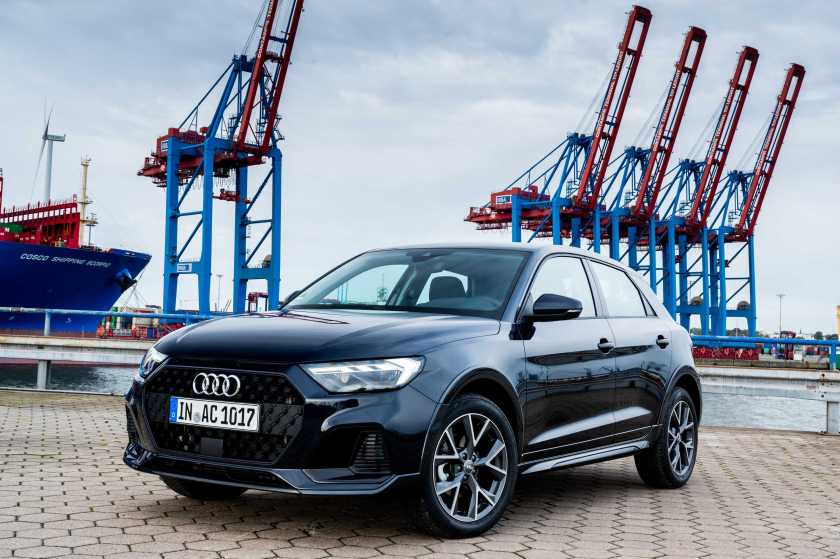 The Audi A1 citycarver on sale from €29,350