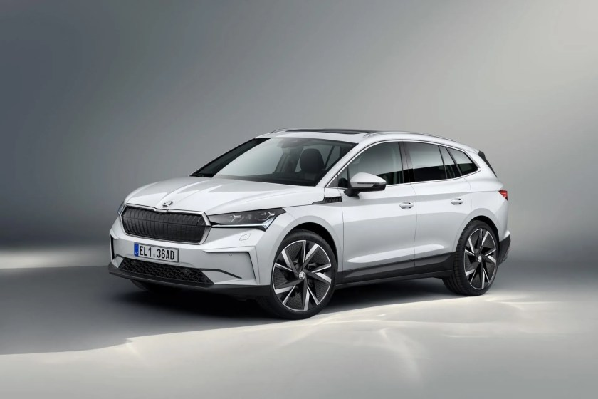 SKODA will launch the new flagship ENYAQ electric SUV in summer 2021