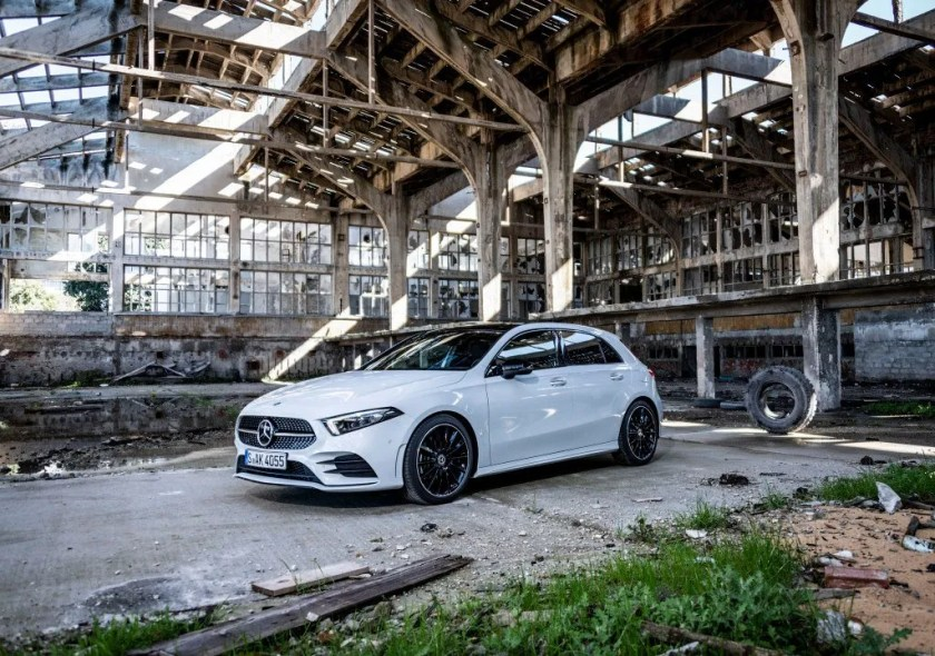 The new A-Class excels for its style, design and quality