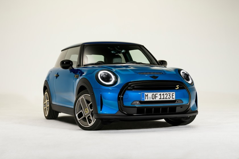 Comprehensive round of updates for the MINI in 2021