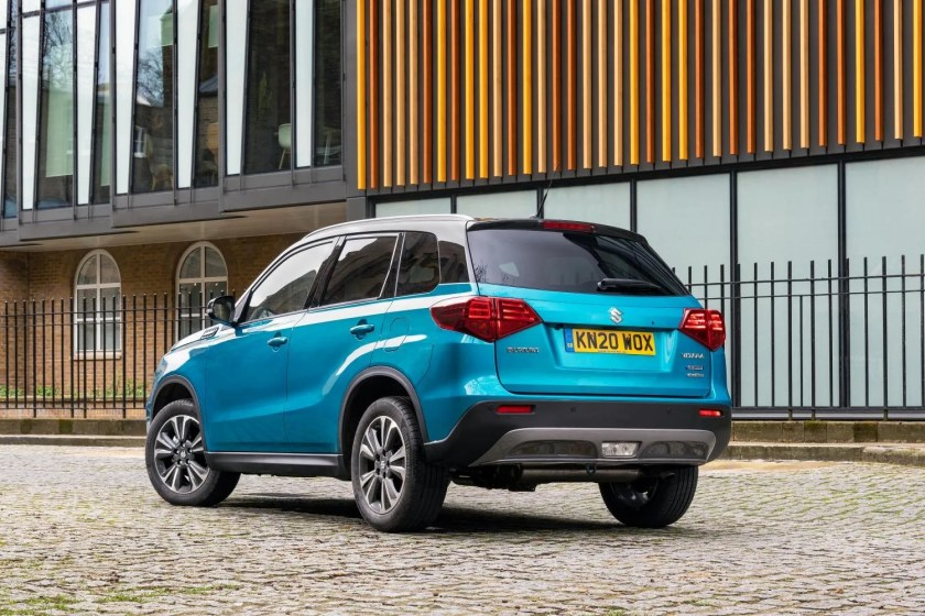 The Vitara is a subtle but solid buy in its class
