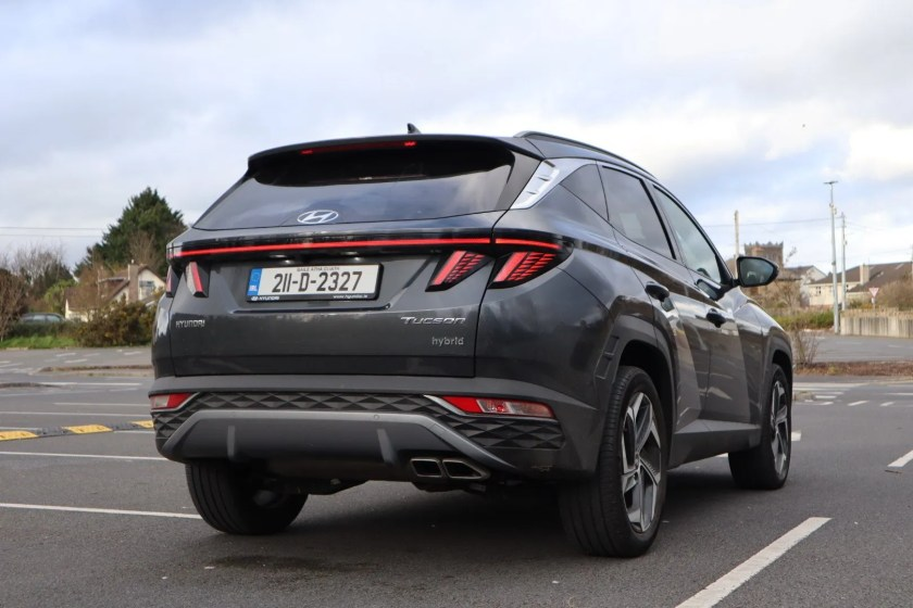 The new Tucson is available from €33,595 in Ireland