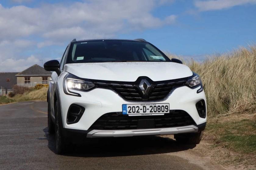 The Captur E-TECH Hybrid range starts from €30,170