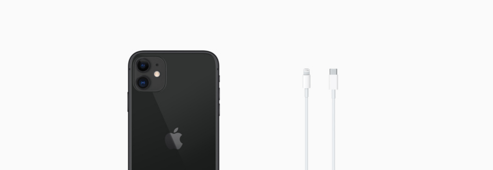 iPhone 11 in box