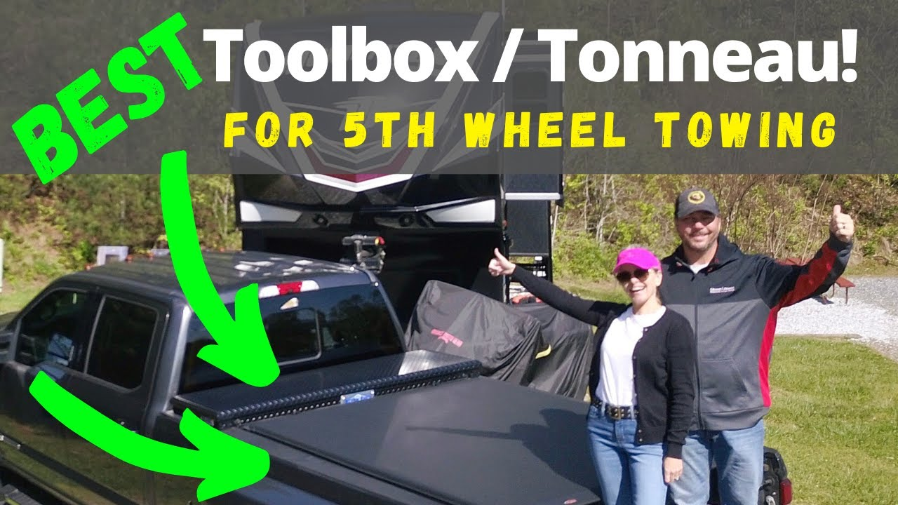 Best 5th Wheel Toolbox Cover Best Tonneau Cover For 5th Wheel Rv
