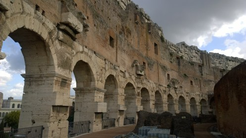 3rd Tier of the Colosseum