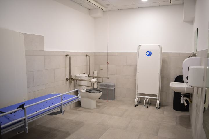 changing place facility