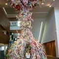 Exhibit by Hiromi Tango at the 'Contemporary Australia: Women' exhibition, Gallery of Modern Art, Brisbane.