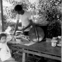 Photo courtesy of the Malay Agricultural Settlement board of management.