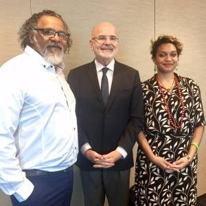 wj-council-representatives-adrian-burragubba-and-murrawah-johnson-meeting-with-michel-forst-the-un-special-rapporteur-on-the-situation-of-human-rights-defenders