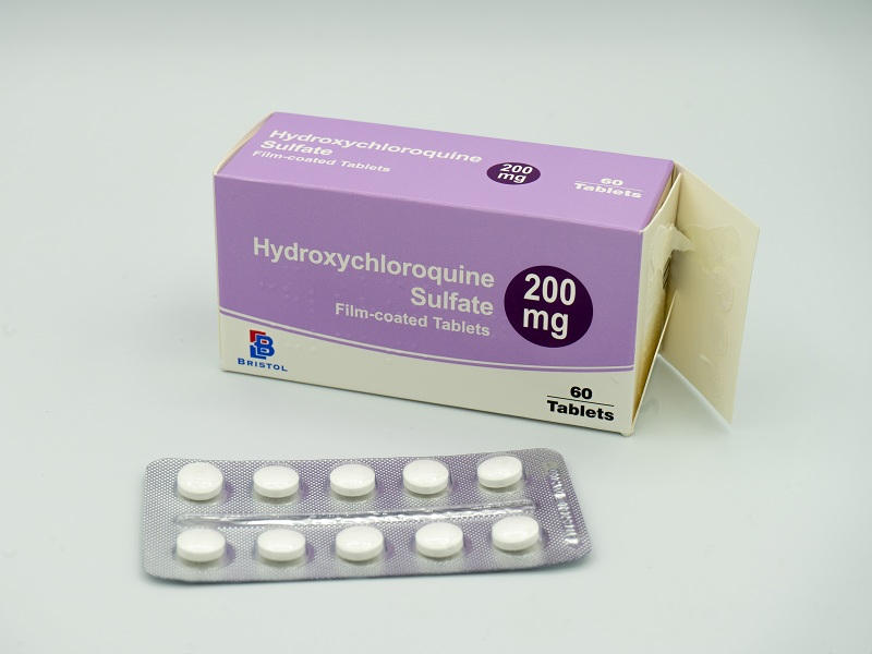 The World Health Organisation (WHO) has removed the drug hydroxychloroquine from its Solidarity trial, in which possible treatments for Covid-19 are b