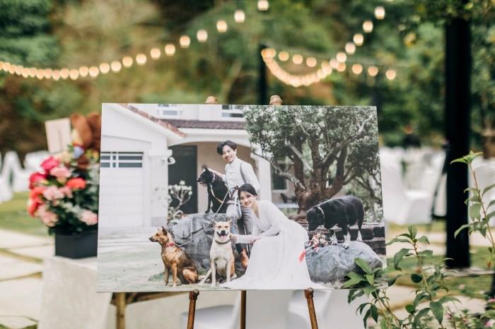 《如何辦一場難忘的婚禮》  #1 印簿玩-客製風格婚紗的絕佳選擇