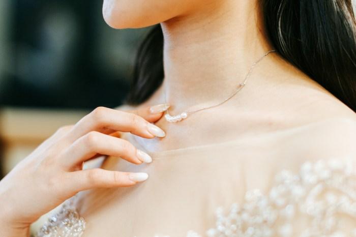 《如何辦一場難忘的婚禮》  #4 新娘首飾的新選擇