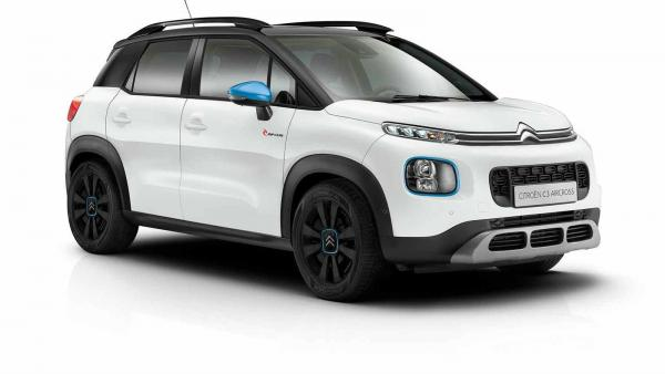 (E GROUP) CITROEN AIRCROSS SUV