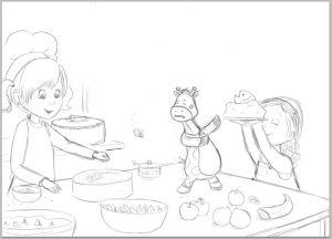 0 sketch