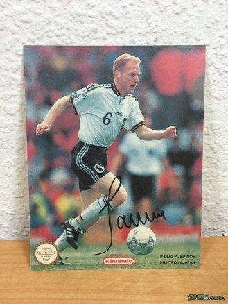 Matthias Sammer Soccer Autogrammkarte (3)