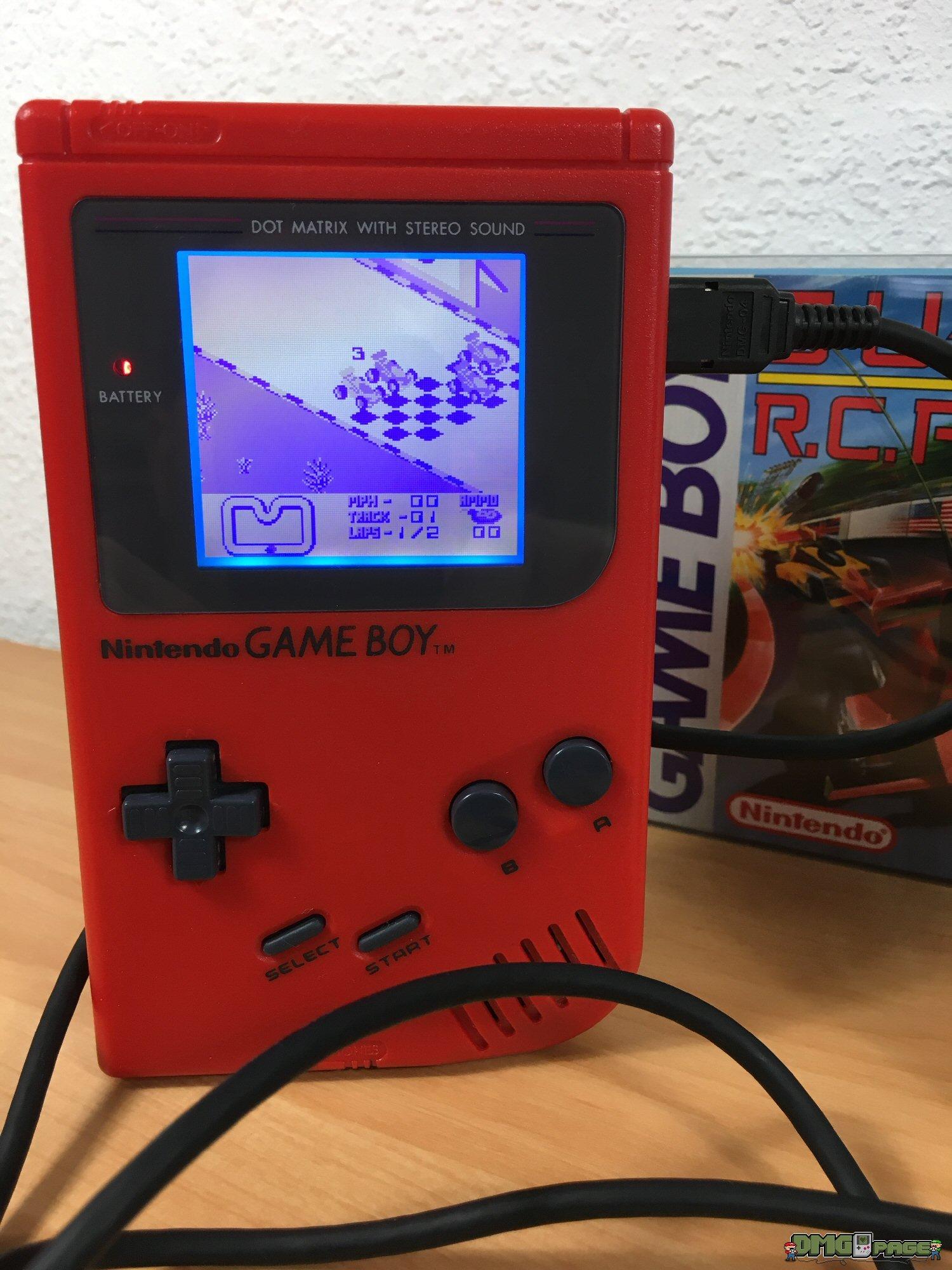 Game boy color kabel - Gemeinsam Daddeln Game Boy Linkkabel Eine Bersicht Dmgpage Game Boy Blog