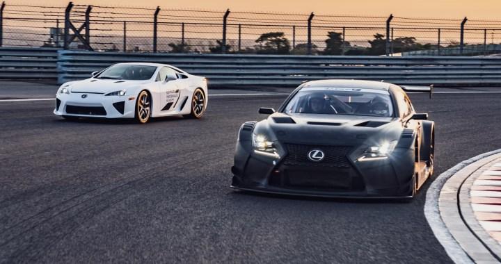 2019 Lexus Performance Academy 觸動你心底的熱血基因