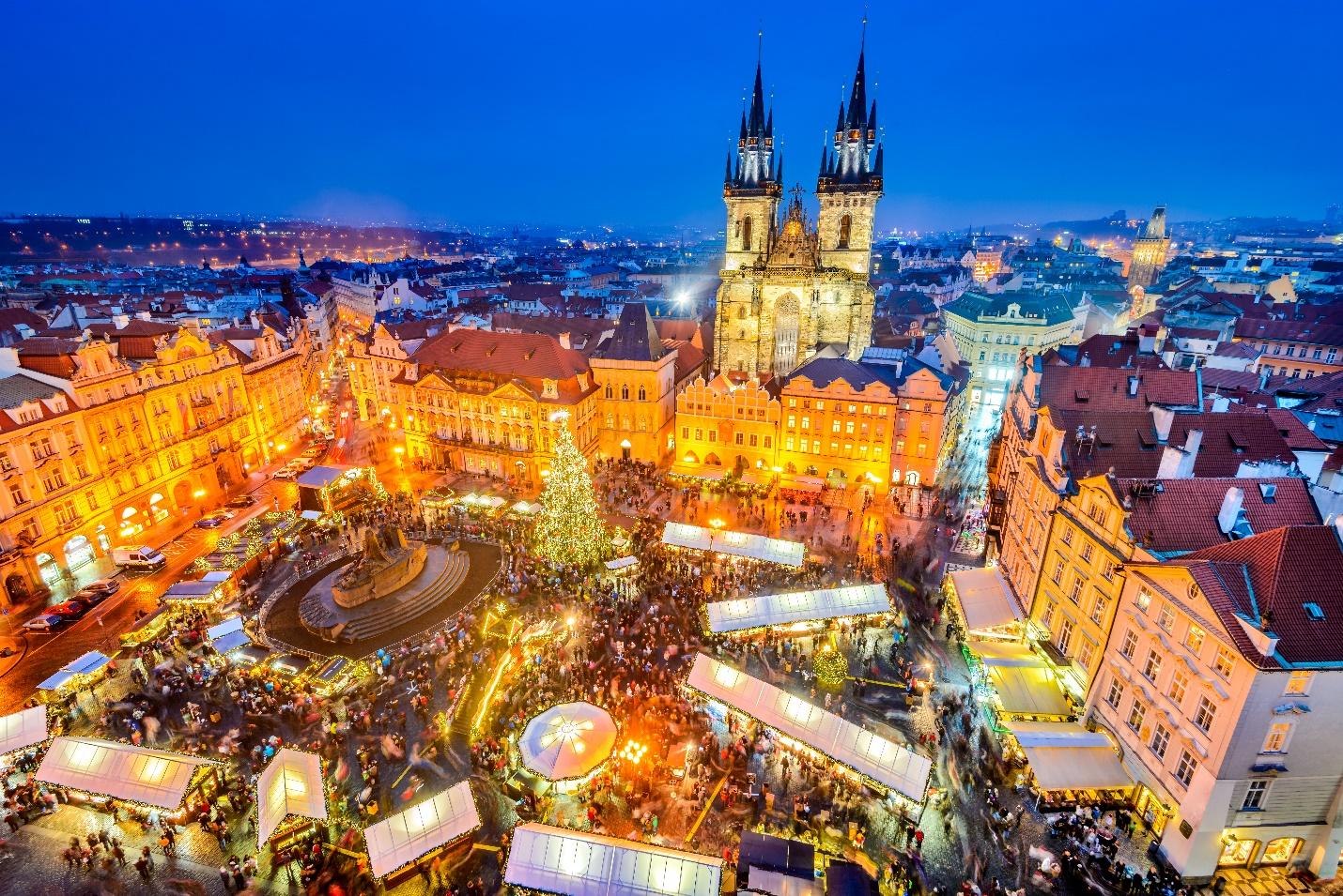 Gợi ý 6 địa điểm đón Giáng sinh tuyệt vời tại châu Âu - Ảnh 6.
