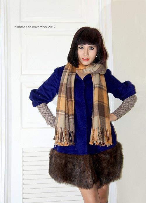 Mai Hana trẻ trung, cá tính với Style Japan 18