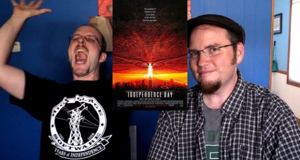 Nostalgia Critic Real Thoughts on – Independence Day ...