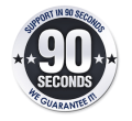 CTECH 90 seconds logo
