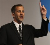 Steve Dietch, give president of cloud go-to-market at HP.
