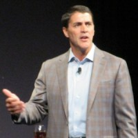 VMware president and COO Carl Eschenbach